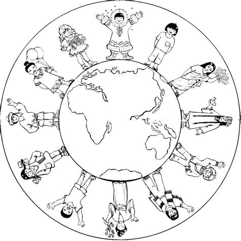 coloring pages holidays around the world earth day coloring pages preschool and kindergarten