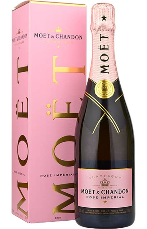 chagne rose moet rose chagne gift set gift ftempo