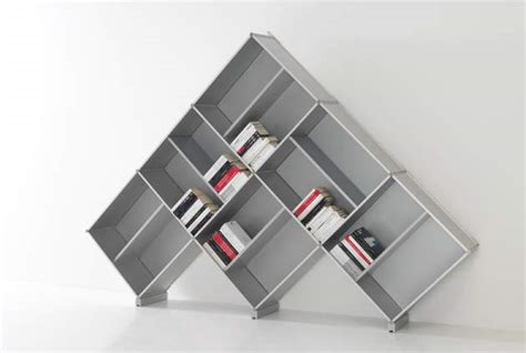 pyramid modular bookcase by fitting por homme s