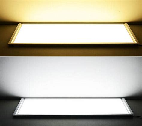 72w 7200lm commercial led recessed ceiling light fixtures