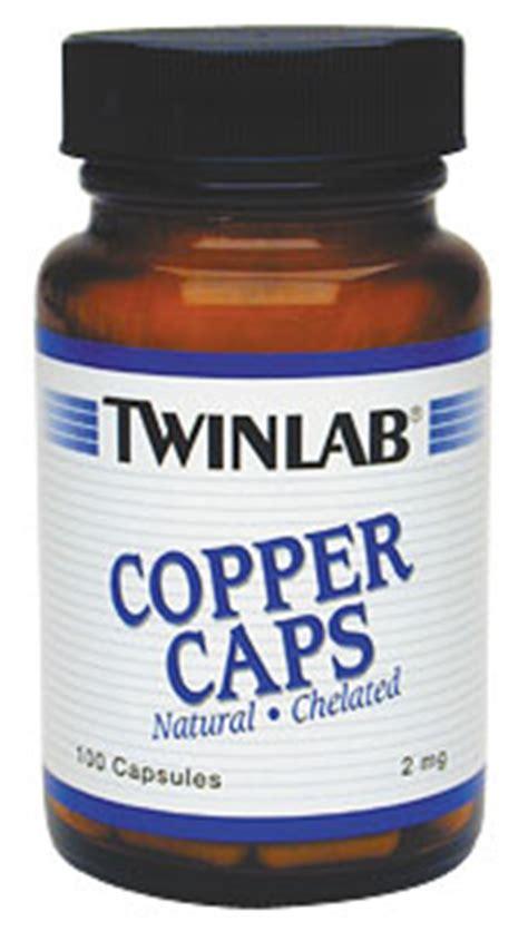 Copper Detox Supplement by Copper