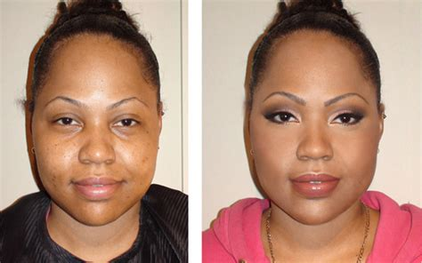 African American Makeovers | makeup makeovers