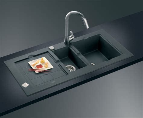 Black Granite Kitchen Sink by Black Granite Sink Home Designs Project