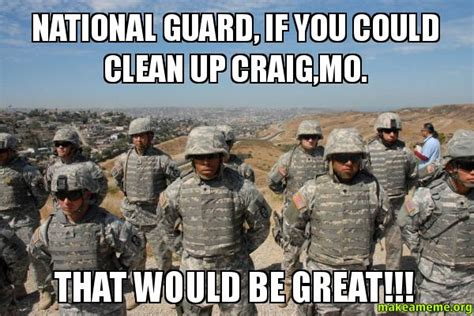 National Guard Memes - funny