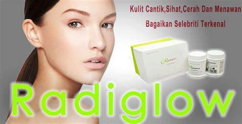 supplement untuk kulit produk kecantikan kesihatan wanita dan lelaki radiglow