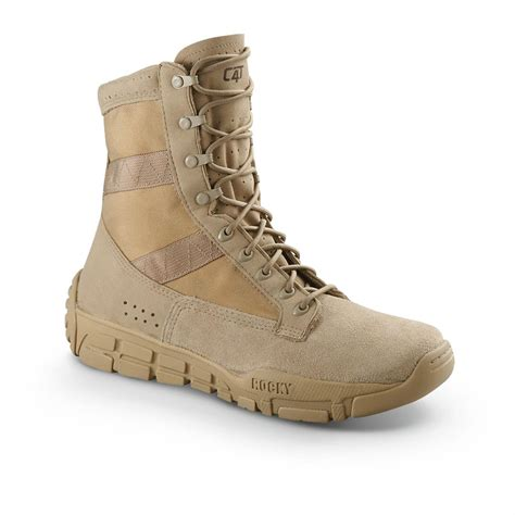rockies boots for rocky c4t 8 quot duty boots 610328 combat