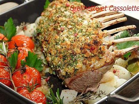 recettes de cuisine t駘駑atin recettes d agneau et carr 233 d agneau 5