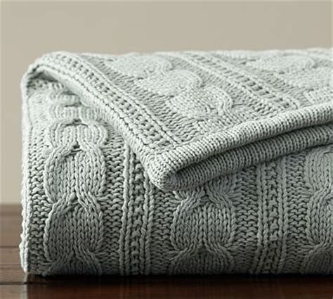 pottery barn throw rugs cozy cable knit throw pottery barn