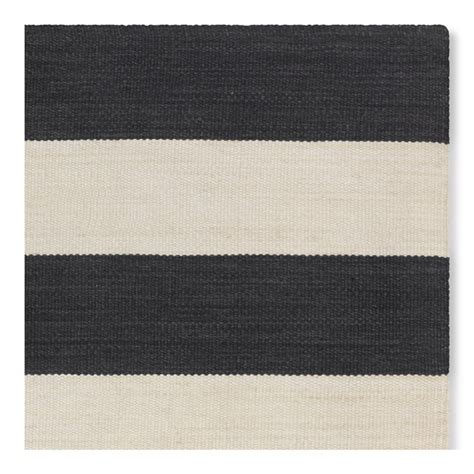 Black And White Striped Outdoor Rug Black And White Striped Outdoor Rug Rugs Ideas