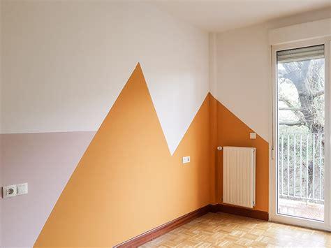 pintar una habitacion como pintar una habitaci 243 n infantil con formas geom 233 tricas
