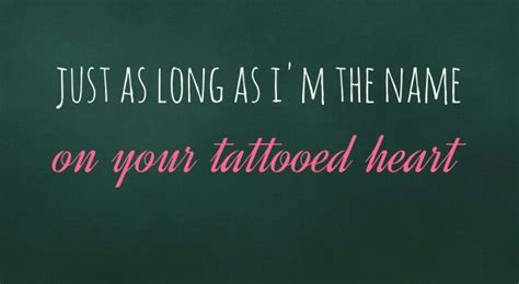 tattooed heart lyrics best 25 tattooed grande ideas on