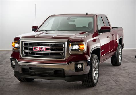 truck gmc 2014 chevrolet silverado and gmc trucks get updated