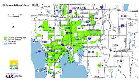 Search Hillsborough County Hillsborough County Zip Codes Map Zip Code Map