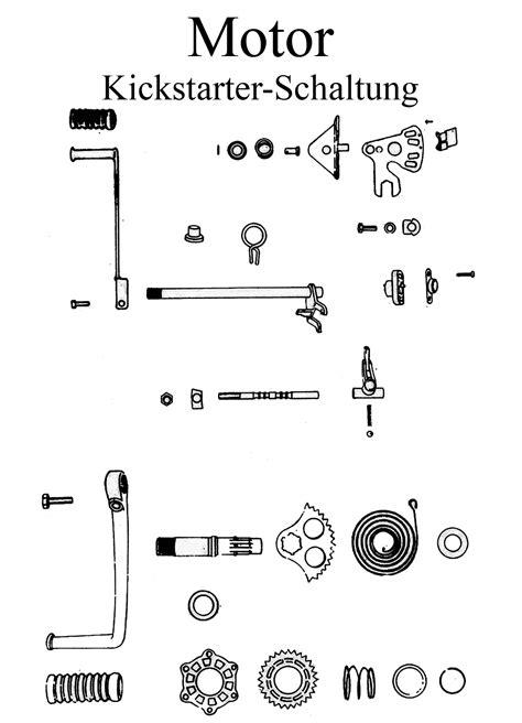 Motorrad Schaltung Leerlauf by Ersatzteile F 252 R Mz Ts 125 150 Im Ddr Motorrad De