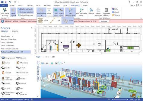 tools similar to visio 3d visioner 2014 2 95 00 0001