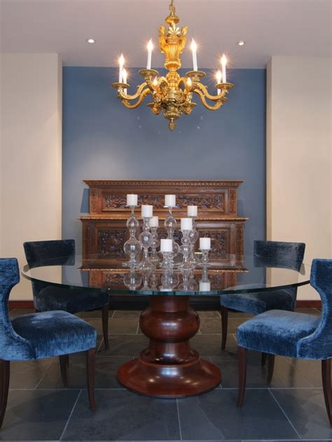 Accent Wall Dining Room by Eclectic Dining Room Accent Wall Inspired Dining