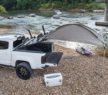 can you tow your boat with the cover on undercover ridgelander toyota tundra 5 5 ft bed 2007 2018