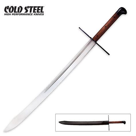 grosse messer sword cold steel grosse messer sword