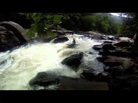 chattooga section 4 first run on five falls section iv chattooga river ga