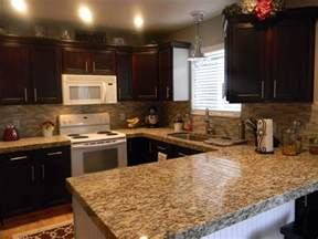Pictures Of Backsplashes For Kitchens by Do It Yourself Duo A Backsplash For Your Kitchen