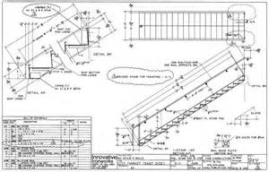 Stairs Details Dwg by Stair Cad Details Submited Images