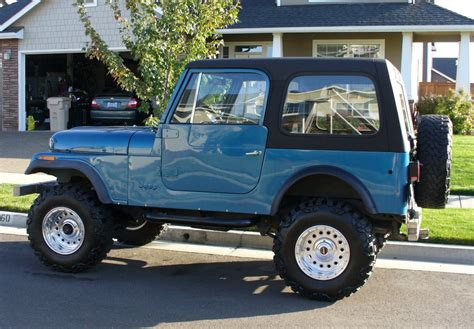 jeep ford jeep cj review and photos