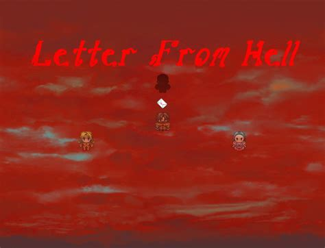cover letters from hell letter from hell rpg maker forums
