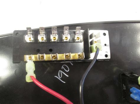 fuse block for boats repair wiring scheme - Boat Fuse Block