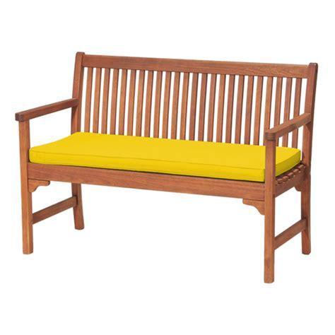 yellow outdoor bench yellow 2 or 3 seat bench swing garden seat pad home floor