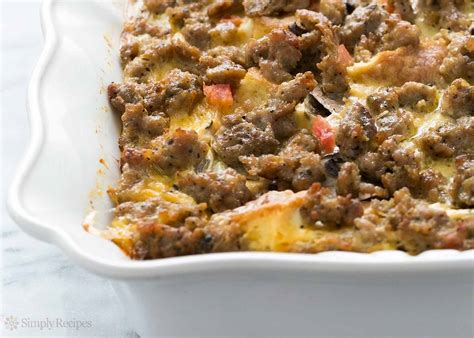 christmas overnight breakfast casserole