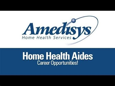 amedisys home health of hackensack home health aides