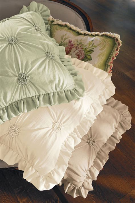 lombardi smocked coverlet lombardi smocked bed sham traditional pillowcases and