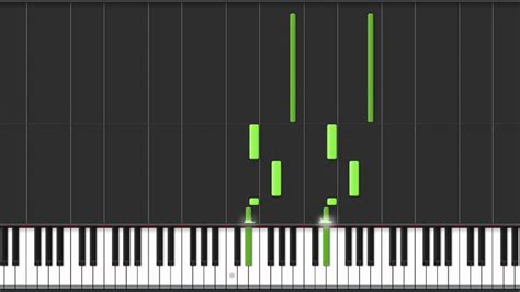 tutorial piano synthesia colonel bogey march piano tutorial synthesia youtube