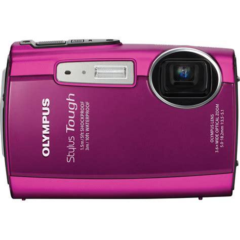 Kamera Olympus Tough 3000 Olympus Stylus Tough 3000 Digital Pink 227625 B H Photo