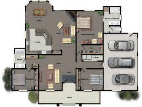 garage house apartment floor plans stroovi medeek design plan no shop4824 a6db