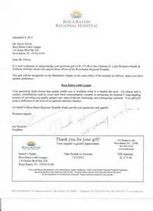 Thank You Letter Baseball Team pin little league donation letter template on pinterest