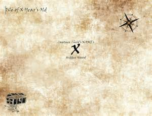 Pirate Paper Template by Pirate Themed Food Decor Free Templates