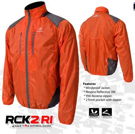 Jaket Parasut Sepeda jaket respiro rck2 r1 jaket sepeda jaket motor