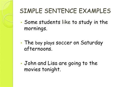 sentence template sentence formulas ppt