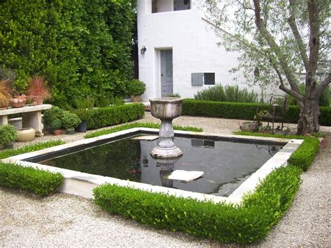 water feature ideas for santa barbara landscapes