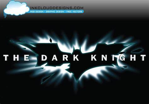 how to create the batman dark knight logo in adobe dark knight logo download free vector art stock