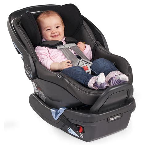 peg perego primo viaggio   leather infant car seat