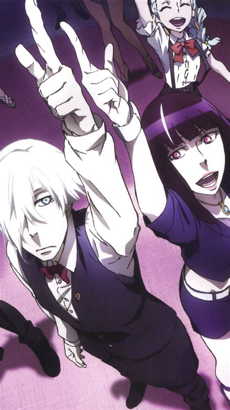 death parade wallpapers high quality
