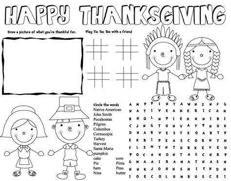 printable worksheets about thanksgiving thanksgiving mad libs modern homemakers