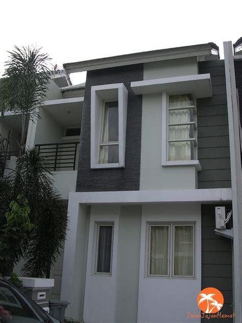 Ranjang Lantai disewakan rumah minimalis cluster fluorite gading serpong jalan jajan hemat