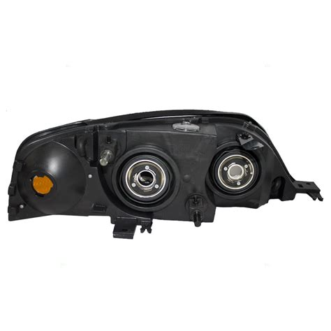lincoln ls aftermarket headlights everydayautoparts 00 02 lincoln ls drivers headlight