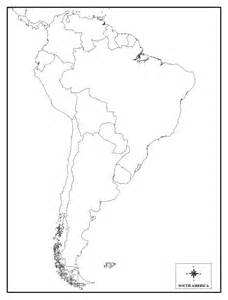 labeled map of and south america central america map blank blank map of central america and