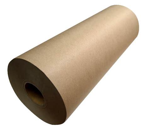 Brown Craft Paper Rolls - brown kraft paper roll 600mm x 300m 80 gsm