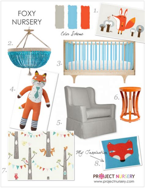 Fox Room by Woodland Toddler Room On Woodland Nursery