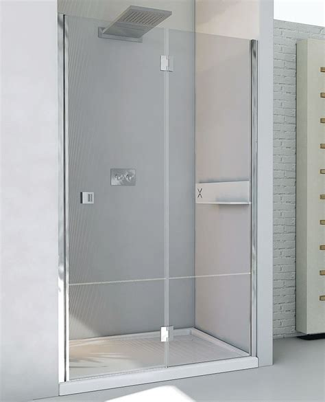 porta per doccia porta per doccia in cristallo petrarca b1 by relax